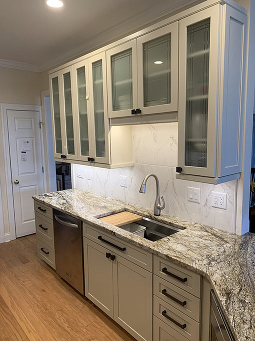 Bolivia NC Kitchen Cabinet and Countertop Remodel